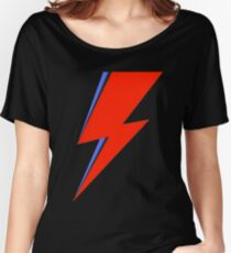 Bowie symbolisch Loose Fit T-Shirt