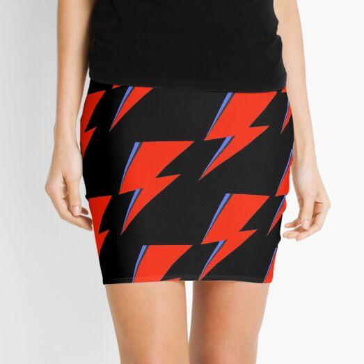 Bowie Symbolic Mini Skirt