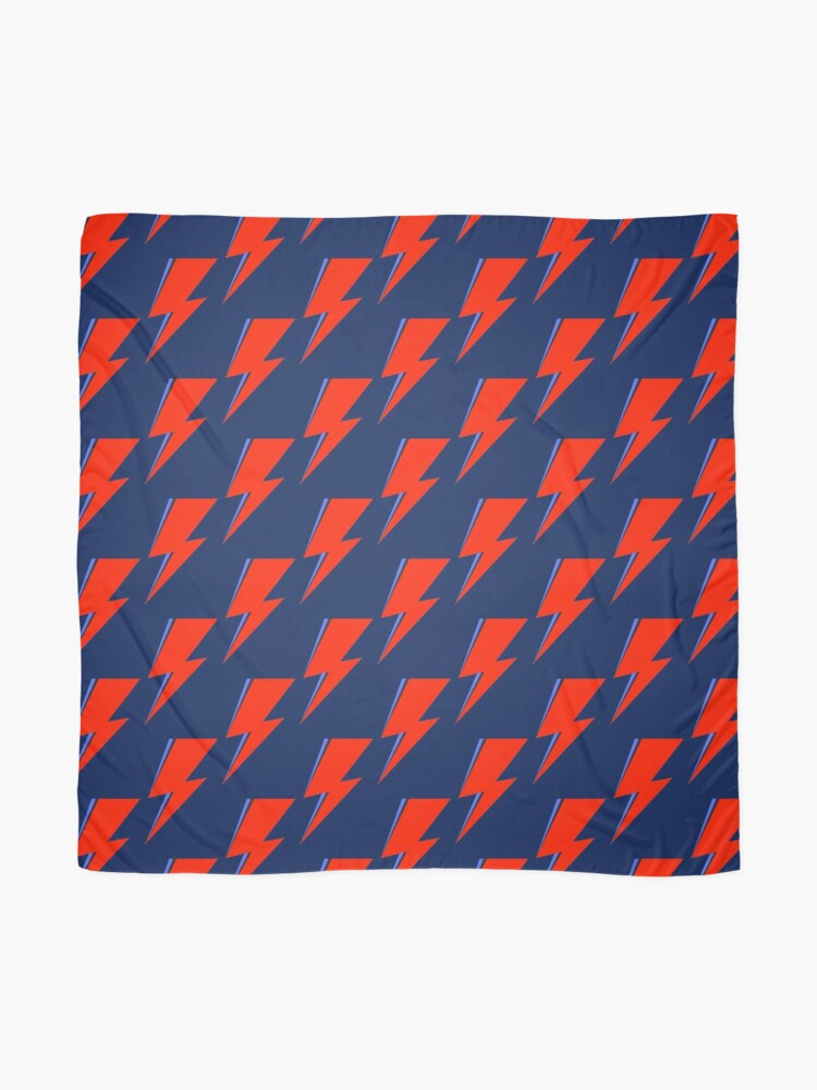 Alternate view of Bowie Symbolic Scarf