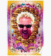 guy celebrity chef fieri Poster