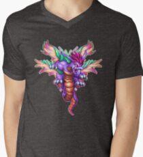 Beast Mana Men's V-Neck T-Shirt