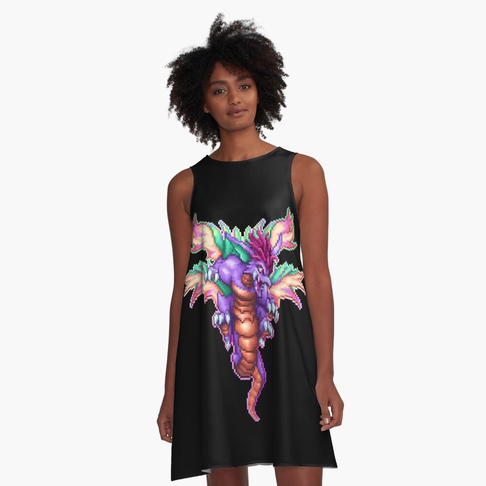 Beast Mana A-Line Dress