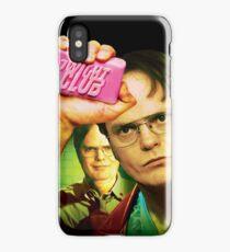 Dwight Club iPhone Case