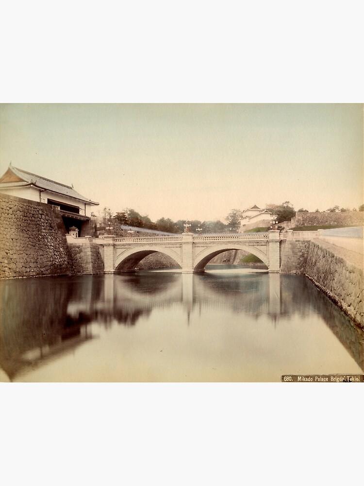 Mikado Palace bridge, Tokyo by Fletchsan