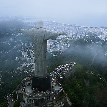 Christ the Redeemer  by Chanel2