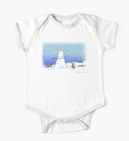 Snow Globes Kids Clothes
