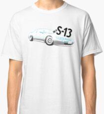 Classic Two Tone S13 - Halftone Classic T-Shirt