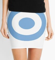 Roundel of Argentine Air Force Mini Skirt