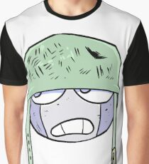 Headshot- Boltz Graphic T-Shirt