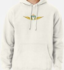 The Argentine Air Force Emblem Pullover Hoodie