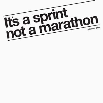 Marathon by wildriver