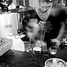 Coffee movement 2 by David Petranker