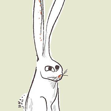 Iz rabbit by zern