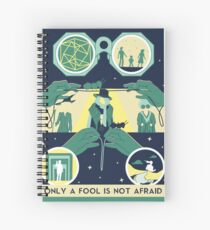 Wrinkle In Time Spiral Notebook