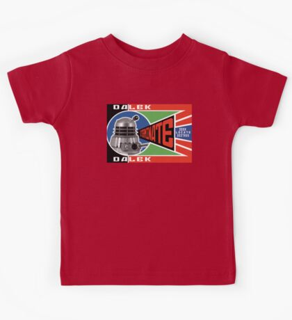 Dalek Deconstructivism Kids Clothes