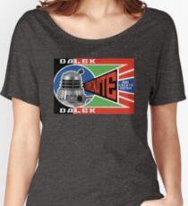 Dalek Deconstructivism Women's Relaxed Fit T-Shirt