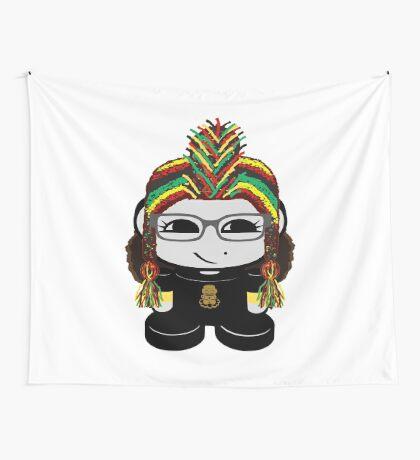 Oyo Yo O'BOT Toy Robot 1.0 Wall Tapestry