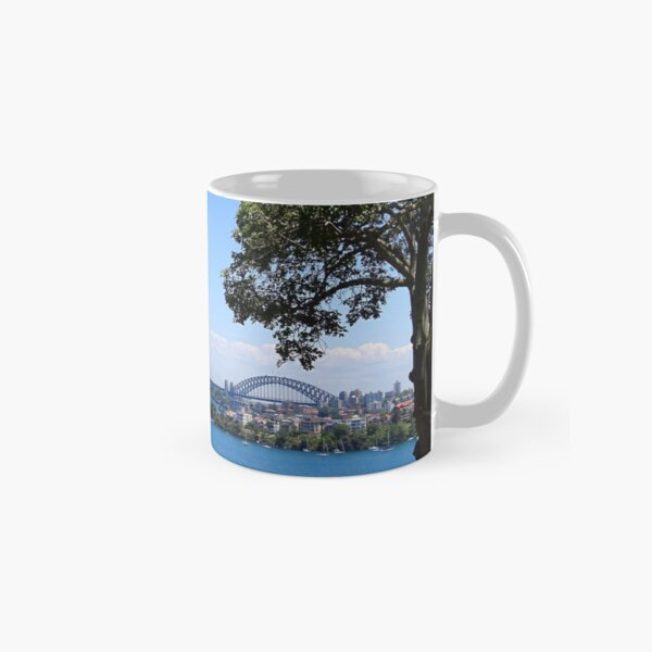 Sydney City Under Blue Sky Classic Mug
