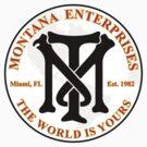 Montana Enterprises by superiorgraphix
