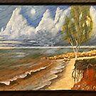 Nightcliff Tree by alisondowell
