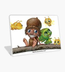 Mythic Australia Kip and Pip Laptop Skin