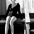 Little Black dress by Brooke Hyrapiet
