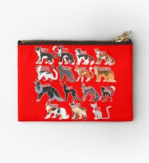 Every Named Bloodclan Cat Ever Studio Pouch