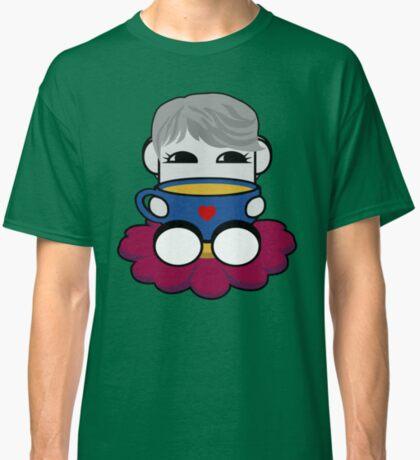 STPC: Haha Do O'BOT Toy Robot (Tea) Classic T-Shirt