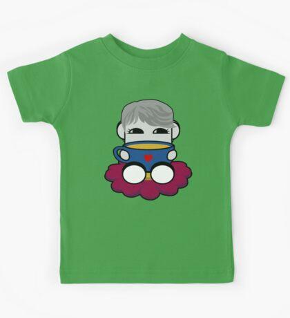 STPC: Haha Do O'BOT Toy Robot (Tea) Kids Clothes
