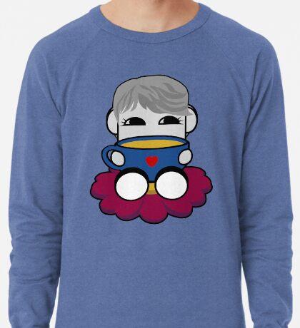 STPC: Haha Do O'BOT Toy Robot (Tea) Lightweight Sweatshirt