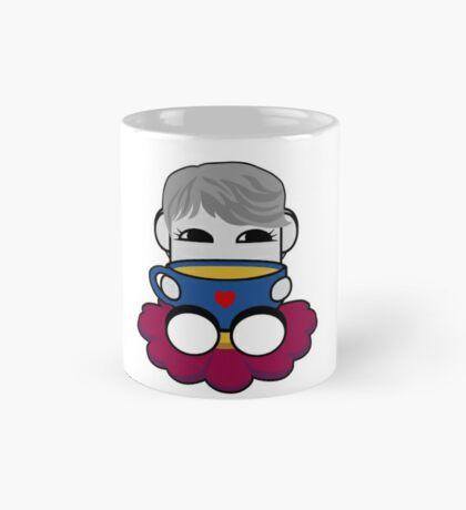 STPC: Haha Do O'BOT Toy Robot (Tea) Mug