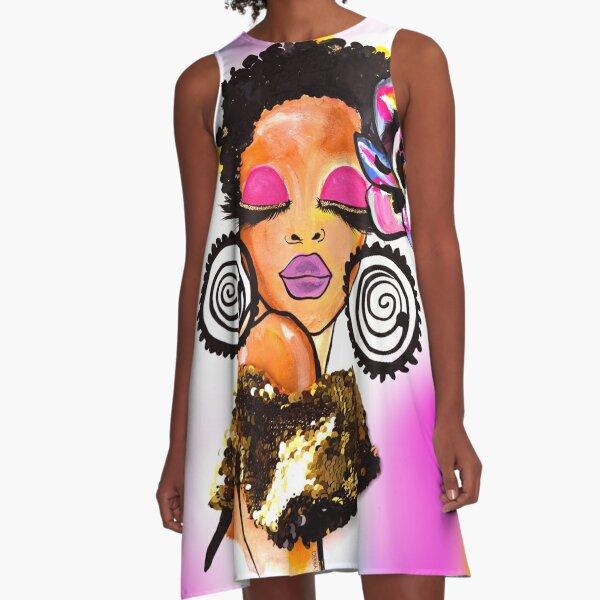 MOHOGANY A-Line Dress