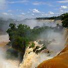 Iguazu Falls by Karen Stackpole