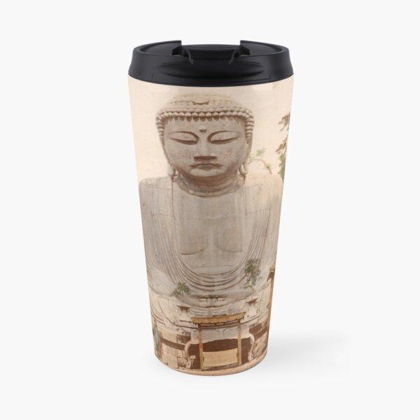 Giant Buddha, Japan Travel Mug