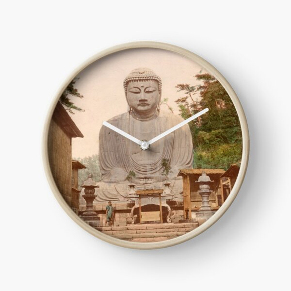 Giant Buddha, Japan Clock
