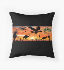 Mythic Australia Sunset Floor Pillow