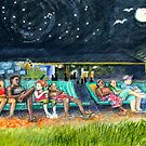 The Front Row by alisondowell