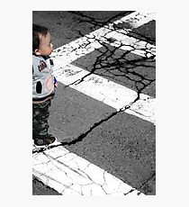 Casual Observer Photographic Print