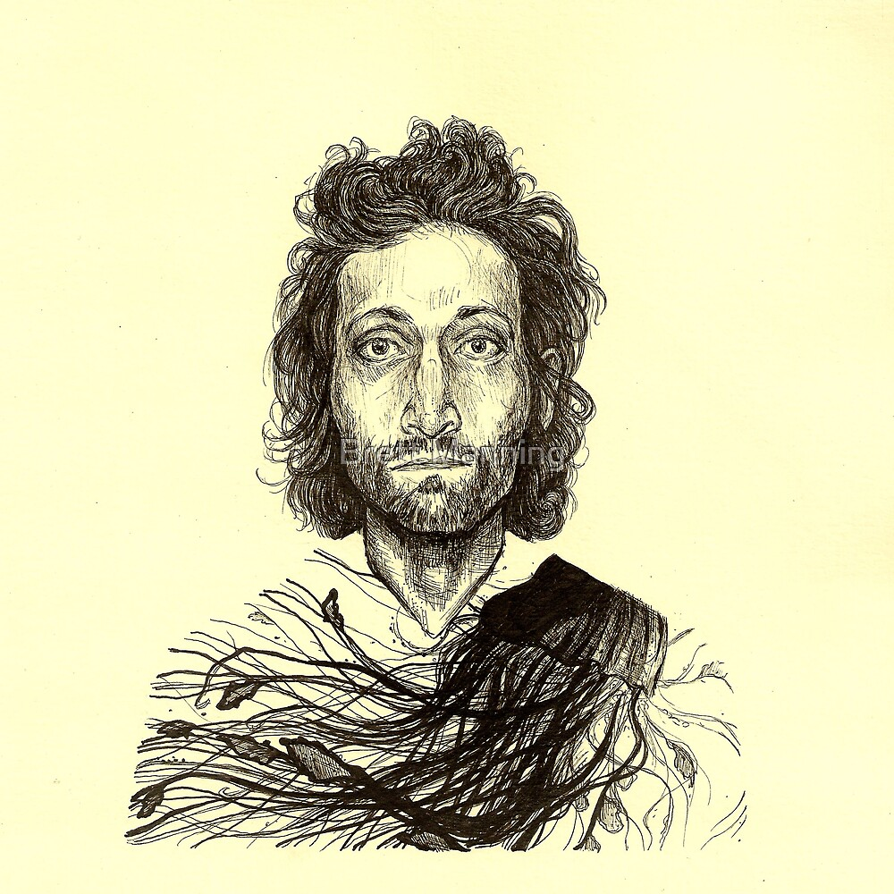 Vincent Gallo by Brett Manning