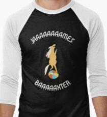 Jaaaaaaaames Baaaaxter Men's Baseball ¾ T-Shirt
