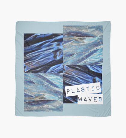 plastic waves  Scarf