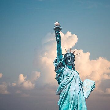 Statue of Liberty by ray-bolt