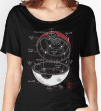 Ball project Women's Relaxed Fit T-Shirt