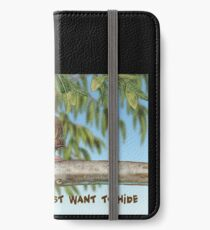 Mythic Australia Nutters on Branch iPhone Wallet/Case/Skin