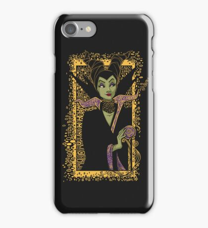 Dark Faerie iPhone Case/Skin