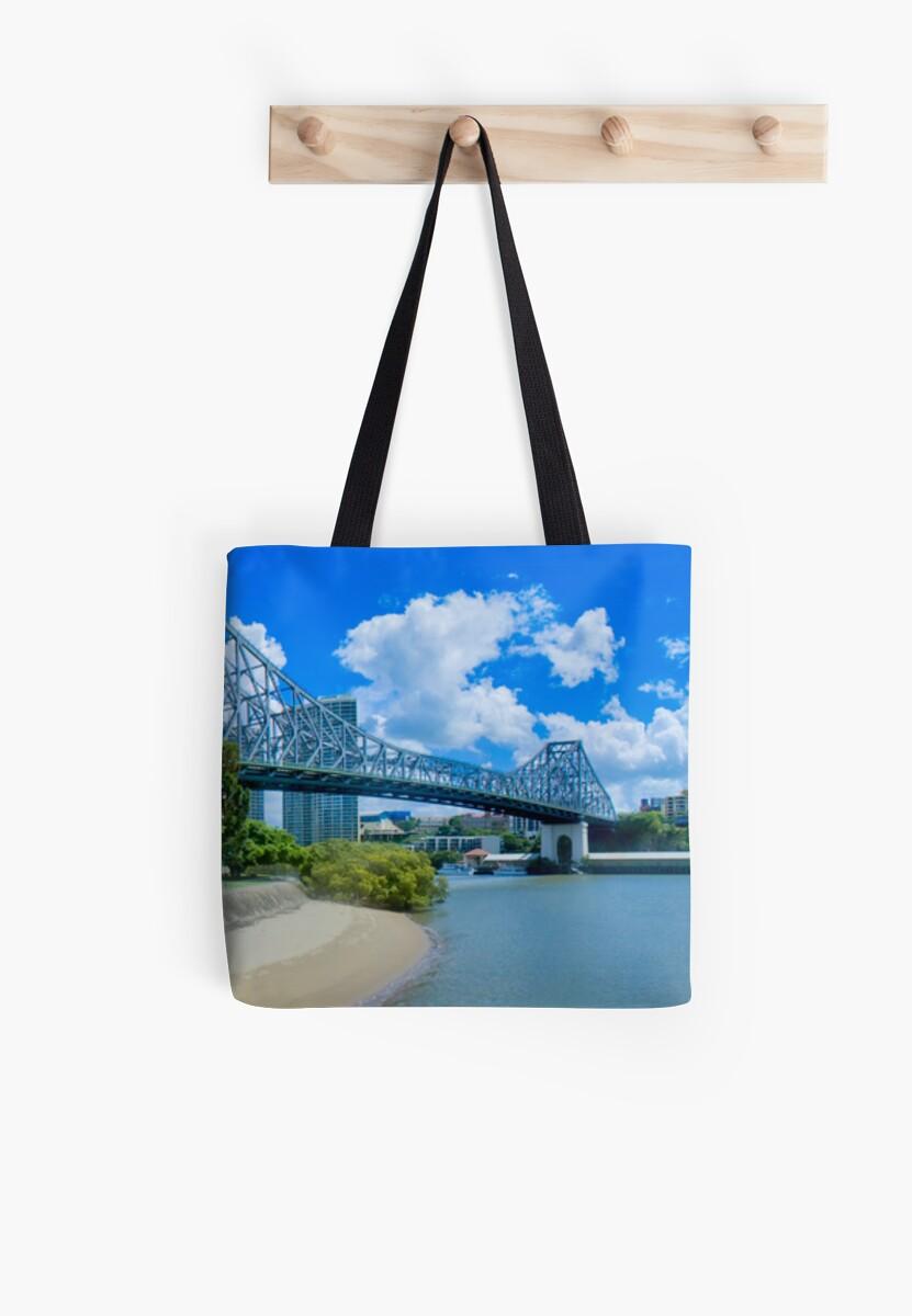 Story Bridge Brisbane by Ian Fraser