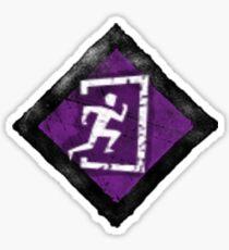 Escaped! Sticker