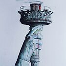 Extinguished Liberty  by Patrick Campbell