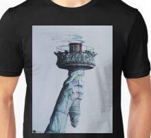 Extinguished Liberty  Unisex T-Shirt