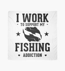 Fishing Addiction Scarf